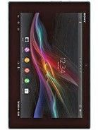 Specification of HP 10 Plus rival: Sony Xperia Tablet Z Wi-Fi.