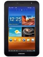 Specification of BlackBerry PlayBook rival: Samsung P6210 Galaxy Tab 7.0 Plus.
