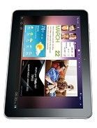 Specification of Motorola XOOM Media Edition MZ505 rival: Samsung Galaxy Tab 10.1 P7510.