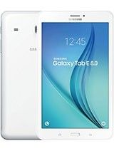 Specification of Lenovo Tab 4 8  rival: Samsung Galaxy Tab E 8.0.