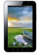Specification of Huawei MediaPad 7 Lite rival: Samsung Galaxy Tab 4G LTE.