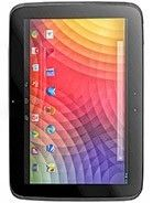Samsung  Google Nexus 10 P8110 specs and prices.