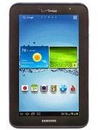 Specification of Huawei MediaPad 7 Lite rival: Samsung Galaxy Tab 2 7.0 I705.