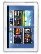Specification of Samsung Galaxy Tab 3 10.1 P5200 rival: Samsung Galaxy Note 10.1 N8000.