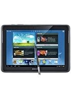 Specification of Samsung Galaxy Tab 2 10.1 P5100 rival: Samsung Galaxy Note LTE 10.1 N8020.