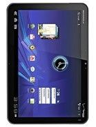 Specification of Samsung Galaxy Tab 2 10.1 CDMA rival: Motorola XOOM MZ601.
