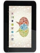 Specification of Lenovo IdeaTab A1000 rival: Spice Mi-725 Stellar Slatepad.