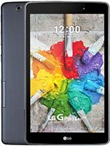 Specification of Samsung Galaxy Tab Active 2  rival: LG G Pad III 8.0 FHD.