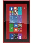 Specification of Samsung Galaxy Tab 2 10.1 P5100 rival: Nokia Lumia 2520.