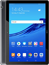 Specification of Samsung Galaxy Tab Advanced2  rival: Huawei MediaPad T5 .
