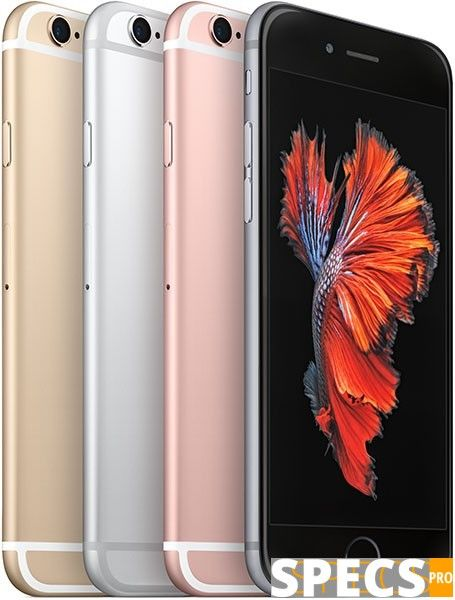 Apple IPhone 6s specs and prices  IPhone 6s comparison with