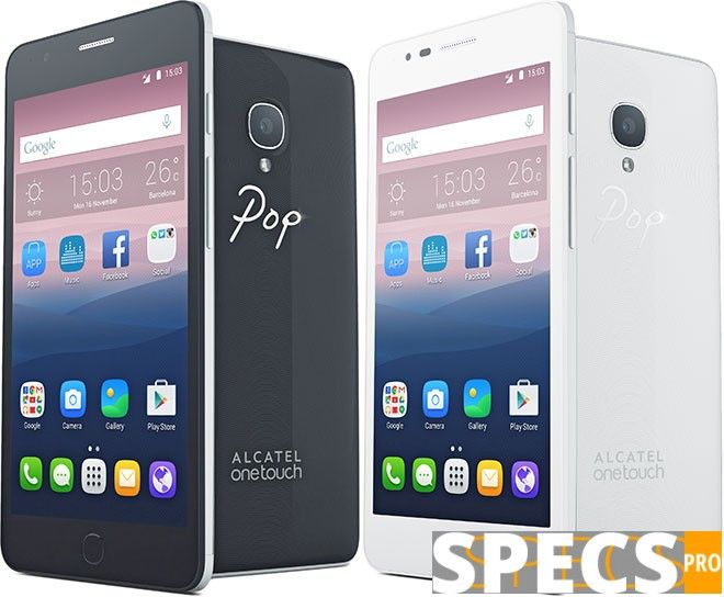 Alcatel Pop Up specs and prices  Pop Up comparison with rivals
