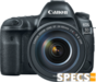 Canon EOS 5D Mark IV price and images.