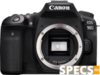 Canon EOS 90D price and images.