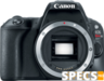 Canon EOS Rebel SL2 (EOS 200D / Kiss X9) price and images.