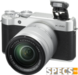 Fujifilm X-A10 price and images.