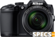 Nikon Coolpix B500 price and images.