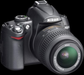 Nikon D5000 price and images.