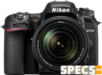 Nikon D7500 price and images.