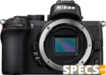 Nikon Z50 price and images.