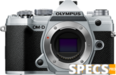 Olympus OM-D E-M5 III price and images.