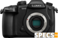 Panasonic Lumix DC-GH5 price and images.