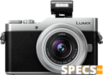 Panasonic Lumix DC-GX850 (Lumix DC-GX800 / Lumix DC-GF9) price and images.
