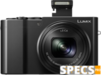Panasonic Lumix DMC-ZS100  price and images.