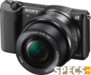 Sony Alpha a5100 price and images.