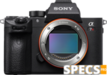 Sony Alpha a7R III price and images.
