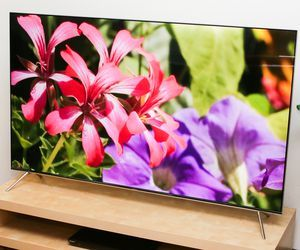 Specification of LG OLED65B6V rival: Samsung UN55KS8000.