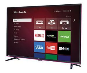 "Specification of Sceptre E325WD-HDR  rival: TCL Roku TV 32S3850P 32"" Class  LED TV."