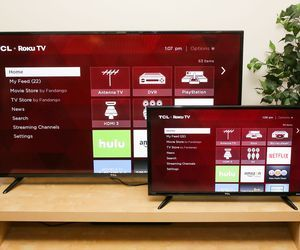 TCL 40FS3750 Roku TV tech specs and cost.