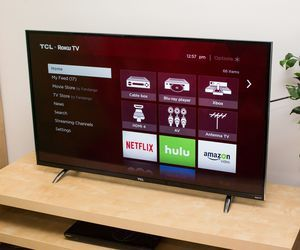 Specification of Samsung UN55KS9500F rival: TCL 55UP130 Roku TV, 2016.
