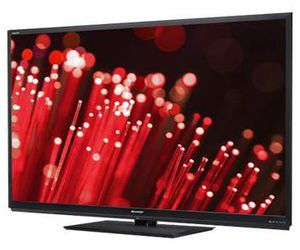 "Sharp LC-60LE745U Aquos SMART LED 60.03"" viewable tech specs and cost."