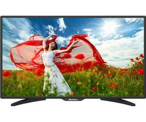 "Panasonic Quasar SQ-4004 40"" Class LED TV 39.5"" viewable tech specs and cost."