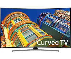"Samsung UN65KU649DF 6 Series 64.5"" viewable"