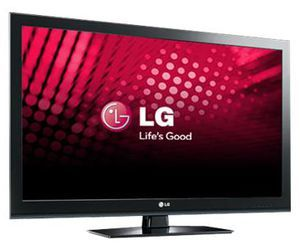 LG 37CS560 tech specs and cost.