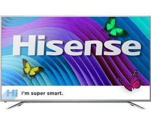 "Hisense 65CU6200 H6 Series 64.5"" viewable tech specs and cost."