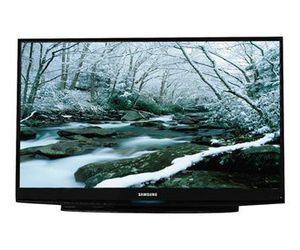 "Specification of Toshiba 50L3400UC rival: Samsung HL-T5076S 50"" rear projection TV."