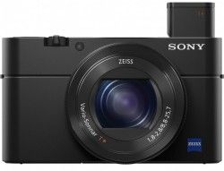 Specification of Canon PowerShot G7 X Mark II rival:  Sony Cyber-shot DSC-RX100 IV.