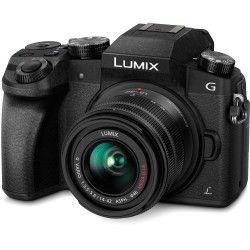 Specification of Olympus PEN E-PL8 rival: Panasonic Lumix DMC-G7.