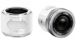 Specification of Panasonic Lumix DMC-GF8 rival: Olympus Air A01.