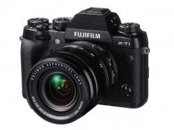 Specification of Panasonic Lumix DMC-GF8 rival: Fujifilm X-T1 IR.