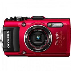 Specification of Panasonic Lumix DMC-GF8 rival: Olympus Tough TG-4.