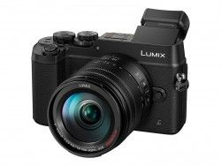 Specification of Panasonic Lumix DMC-LZ40 rival: Panasonic Lumix DMC-GX8.