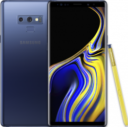 Samsung Galaxy Note 9 rating and reviews